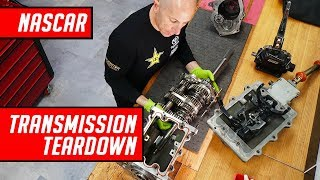 NASCAR Transmission Teardown and How It Works