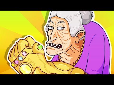 Yo Mama so Hot! Thanos Snap - Avengers: Infinity War | JokePit