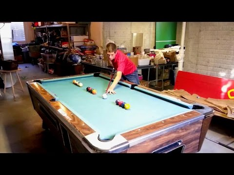 Pool trick shots be more awesome - Awesome swimming pool trick shots ...