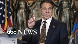 New York state legislature votes to strip Cuomo of emergency powers   WNT