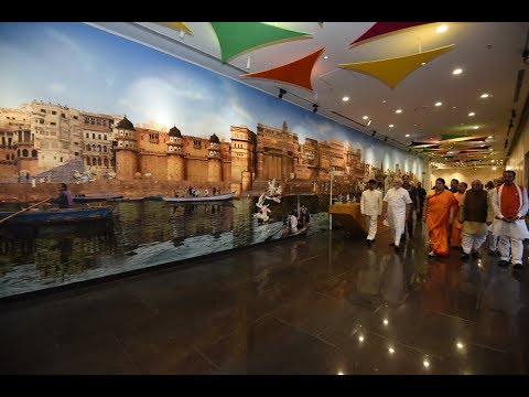 PM Modi dedicates multiple development projects to the nation in Varanasi