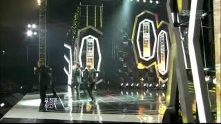 MBLAQ   Mona Lisa (엠블랙 모나리자) @SBS Inkigayo 인기가요 20111106