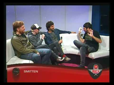 Smitten video Entrevista CM Rock - CM 2016