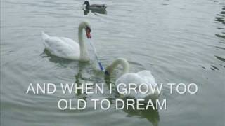 WHEN I GROW TOO OLD TO DREAM - A SONG FROM 1934 BY SIGMUND ROMBERG & OSCAR HAMMERSTEIN 11