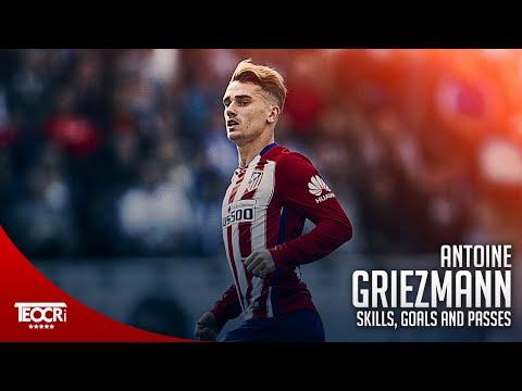 Antoine Griezmann – French Genius 2016 SkillsGoals & Passes |HD|