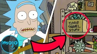 Top 10 Plot Holes In Rick And Morty You Never Noticed
