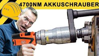 WAHNSINN! 4700 Nm AKKUSCHRAUBER | News von der IAF