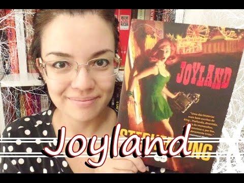 Livro - Joyland (Stephen King)