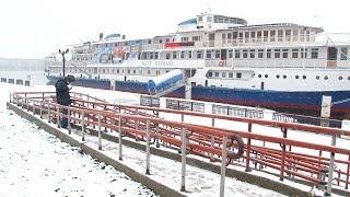 Первый этап реконструкции Набережной