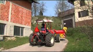 4. Za večjo varnost pri delu na kmetiji – delo s stroji