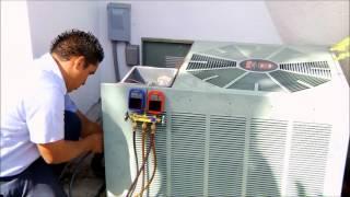 preview picture of video '714-979-2070. Santa Ana R22 air conditioner repair R-22 freon Santa Ana'
