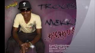 Gyallis Bounce Riddim Instrumental (Prod. by Trouble Mekka Records)