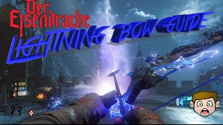 Lightning Bow Guide [Easy] - Black Ops 3 Zombies Der Eisendrache