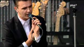 Hurts   Stay (Live @ Rock Am Ring 2011)