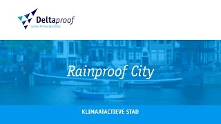 preview picture of video 'Rainproof City'
