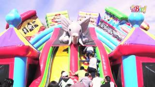 Inflable Circo
