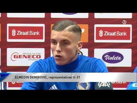 Danas utakmica kvalifikacija za odlazak na EP  U-q21 u nogometu između  BiH i Njemačke
