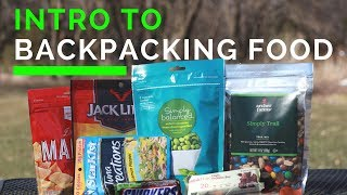 Intro To Backpacking Food (Basics For Beginners)