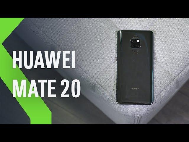 Huawei Mate 20, análisis