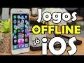 100 Jogos Offline Para Ios iphone E Ipad