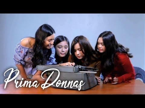WATCH: Three Donnas at Brianna, nagsama-sama para sa isang challenge! | Prima Donnas
