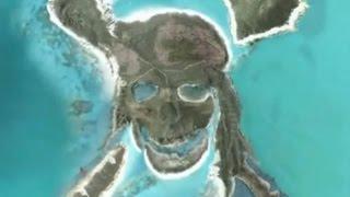 الجزيرة التي لم تكتشف بعد لأن سكانها يقتلون كل الزوار - جزيرة سينتنل الملعونة !