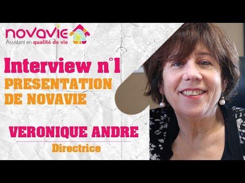 , title : 'Présentation de NOVAVIE [aide à domicile] - Véronique André | Directrice