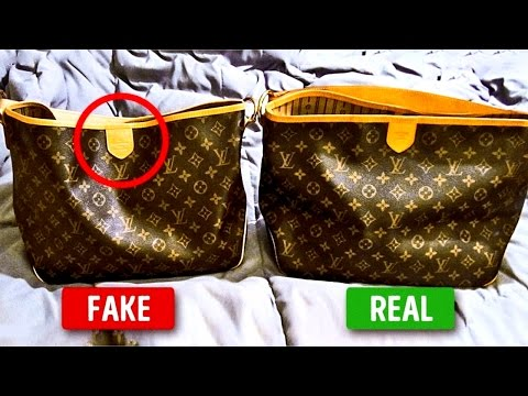 7 WAYS TO SPOT A FAKE DESIGNER HANDBAG