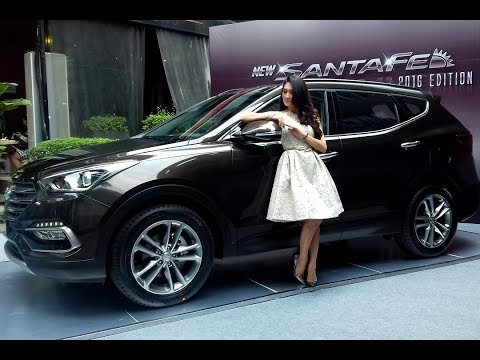 New Hyundai Santa Fe 2016 Edition (Indonesia)
