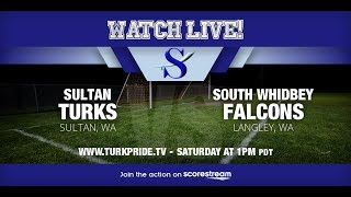 Girls Soccer- Sultan vs South Whidbey