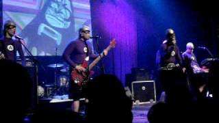 "The Aquabats ""Radio Down!"" -2-25-2011 Live @ the house of blues San Diego"