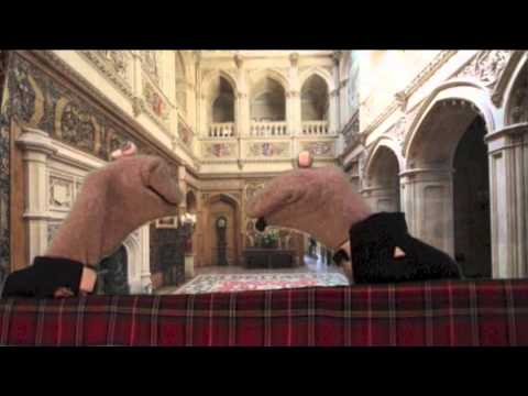 Downton Abbey does The Walking Dead - Scottish Falsetto Sock Puppet Theatre