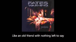 Fates Warning - Don't Follow Me (Lyrics)