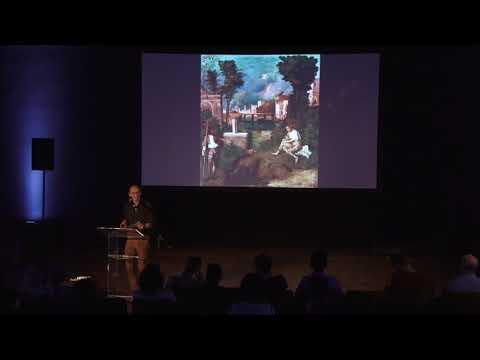 #33bienal (Simpósio Práticas de Atenção) Jeff Dolven