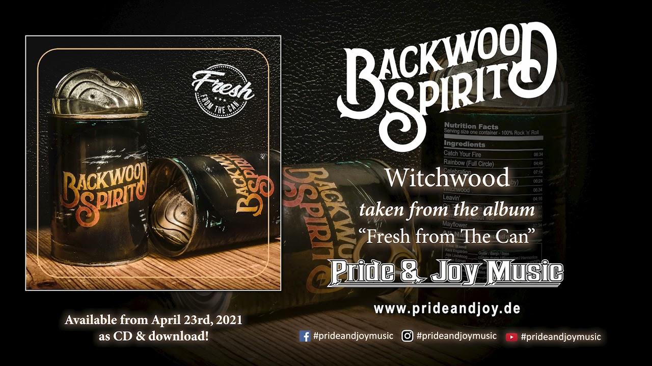 BACKWOOD SPIRIT - Witchwood