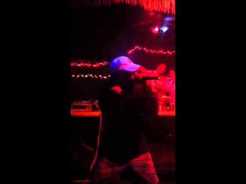 Milwaukee Buck performance @ Club Timbuktu...Smash