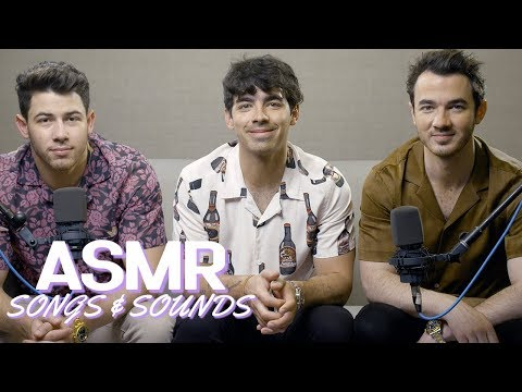 Jonas Brothers - Sucker (ASMR Version)