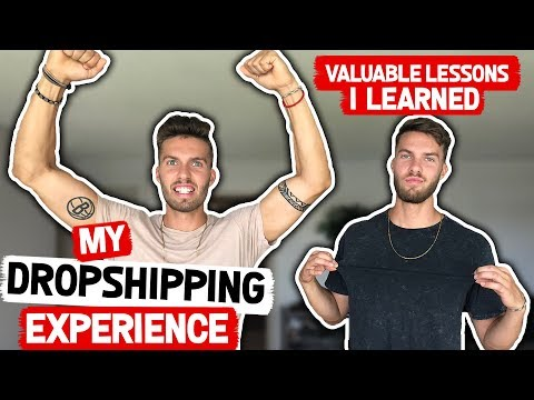 Is Dropshipping a Good Way to Make Money Online? | My Drop Shipping Experience