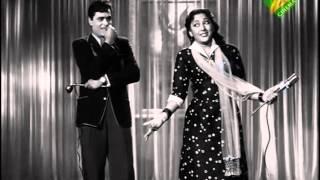 Tere Pyar Ka Aasra - Dhool Ka Phool 1959