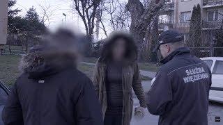 Kobieta oddaliła się od miejsca odbywania kary! #Służba_Więzienna