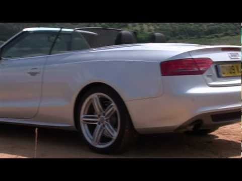Audi A5 cabriolet reviewed - What Car?