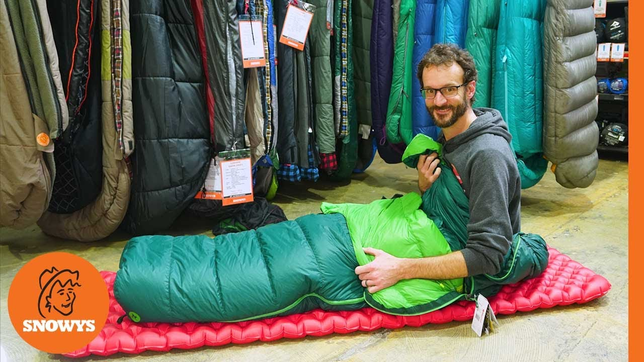 Yolla Bolly 30 Sleeping Bag (-1 °C)