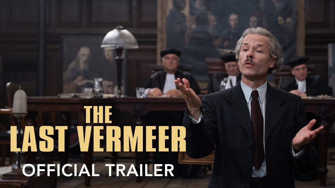 Trailer för The Last Vermeer