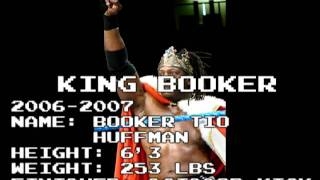 King Booker Theme