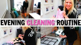EVENING SPEED CLEANING ROUTINE OF A MUM/MOM!