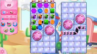 Candy Crush Saga Level 3141 NO BOOSTERS