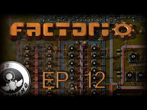 [CZ-LP] Factorio #12 -  Rekonstrukce