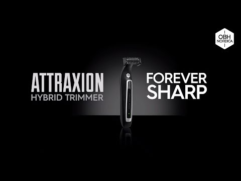 Attraxion Forever Sharp Trimmer OBH Nordica