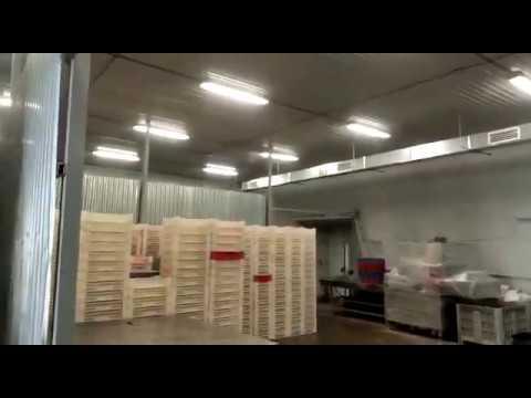 Итог работ по устройству приточной и вытяжной вентиляции