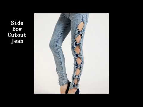 32  DIFFERENT  TYPES  OF JEANS WITH NAMES  EVERY GIRL  MUST KNOW BY PRANJALI PETKAR